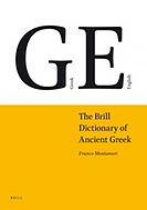 ImmagineThe Brill Dictionary of Ancient Greek